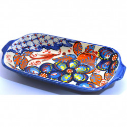 TRAY SNACK TRAY PLATE 29882