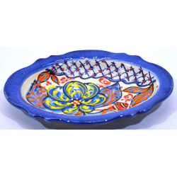 TRAY PLATE SNACK TRAY 31785