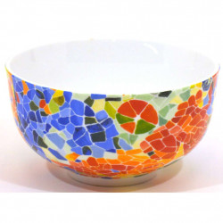 BOWL ROUND DISH SALAD BOWL 31977