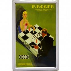 MAGNET POSTER SOUVENIR 44080