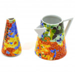 MILK JUG AND SUGAR BOWL   24747