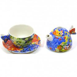 CUP TEAPOT TEA MUG SET 18673