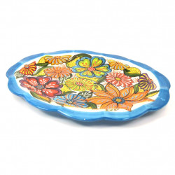 TRAY PLATE SNACK TRAY 29146.A