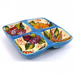 ROUND DISH BOWL SNACK TRAY 31347.A