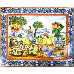MURAL AZULEJO  18773