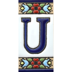 LETTERS AND NUMBERS   A31413.U