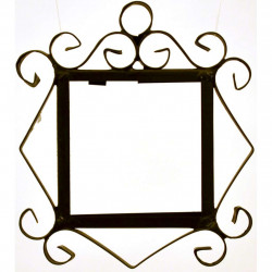 IRON FRAME FRAME LETTERS AND NUMBERS 18150