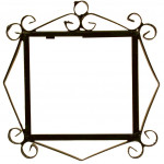 IRON FRAME FRAME LETTERS AND NUMBERS 03552