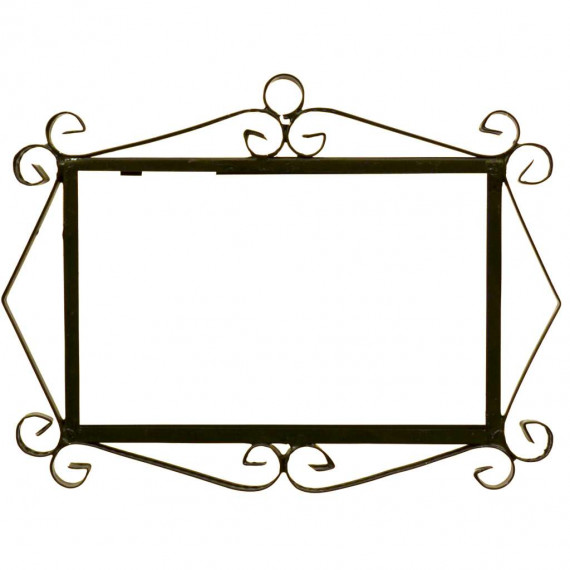 IRON FRAME FRAME LETTERS AND NUMBERS 03553