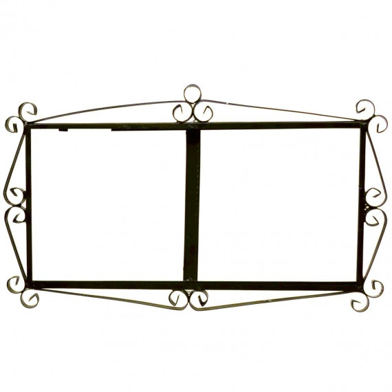 IRON FRAME FRAME LETTERS AND NUMBERS 17603
