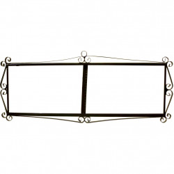 IRON FRAME FRAME LETTERS AND NUMBERS 25802