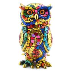 HIBOU  SCULPTURE 36779