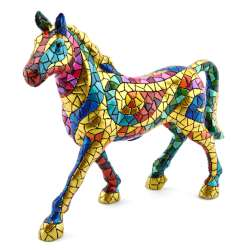 CHEVAL  SCULPTURE 28436