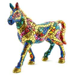 HORSE SCULPTUR  28437