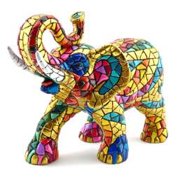 ELEPHANT SCULPTUR  28430
