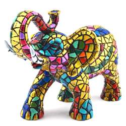 ELEPHANT SCULPTUR  28431