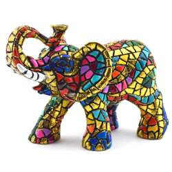 ELEPHANT SCULPTUR  28432