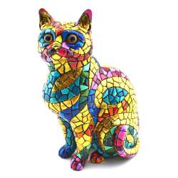 CAT SCULPTUR  28423