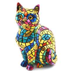 CAT SCULPTUR  28424
