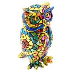 OWL SCULPTUR  36778