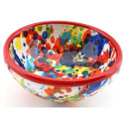 SNACK TRAY BOWL ROUND DISH 34414.R