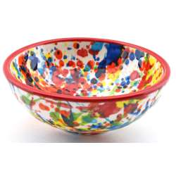 SNACK TRAY BOWL ROUND DISH 34415.R