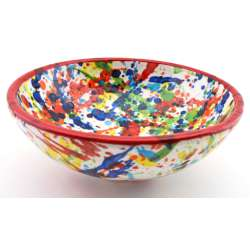 SNACK TRAY BOWL ROUND DISH 34416.R