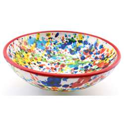 SNACK TRAY BOWL ROUND DISH 34417.R
