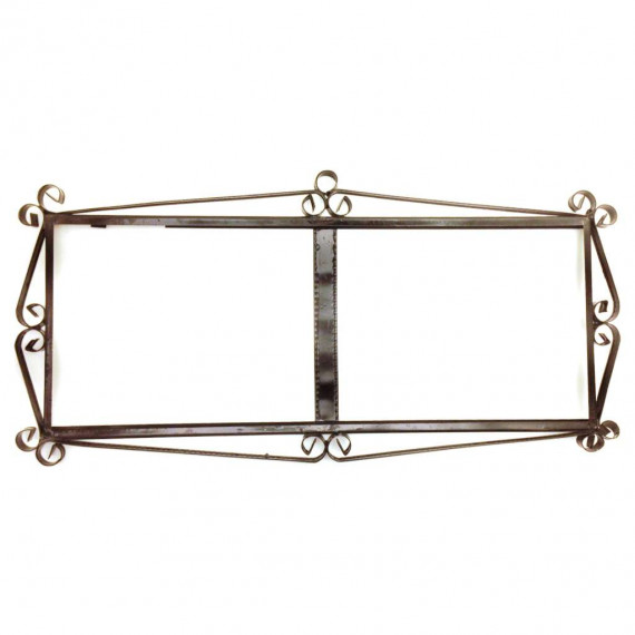 IRON FRAME FRAME LETTERS AND NUMBERS 22109