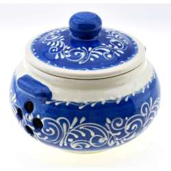 BOWL GARLIC POT  36078