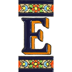 TILE LETTERS AND NUMBERS  A01456.E