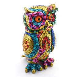 OWL SCULPTUR  43324