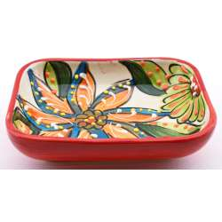 SNACK TRAY ROUND DISH  25068.R