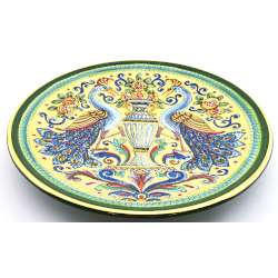 PLATE DECORATIVE PLATE WALL  38511.V