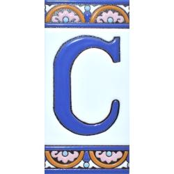 CARREAU NUMÉROS ET LETTRES  A10168.C