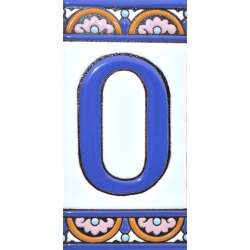 TILE LETTERS AND NUMBERS  A10168.O