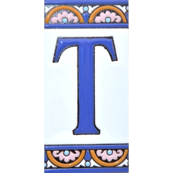 TILE LETTERS AND NUMBERS  A10168.T
