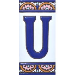AZULEJO NUMEROS Y LETRAS  A10168.U