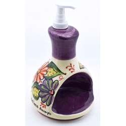 SOAP DISPENSER SOAP DISH  37641.L