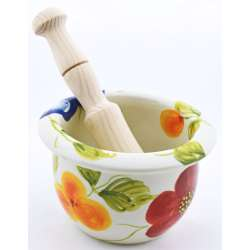 MORTAR AND PESTLE   43312