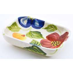 SNACK TRAY ROUND DISH BOWL 40198