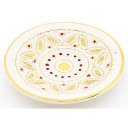 DECORATIVE PLATE WALL PLATE  38567.B