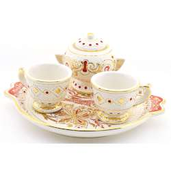 SET DE TASSES SET DE TE SET 38575.B