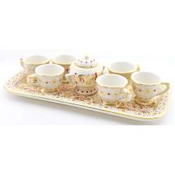 SET SET DE TASSES SET DE TE 38512.B