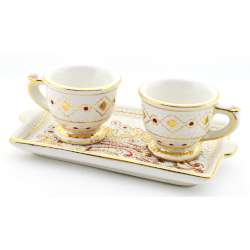 SET SET DE TASSES SET DE TE 38514.B