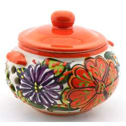 JAR GARLIC POT  36076.N