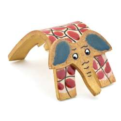 ELEPHANT FIGURES STATUES 05950