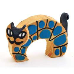 CHAT FIGURES STATUE 44216