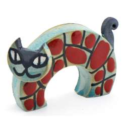 CHAT FIGURES STATUE 44217