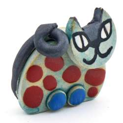 CHAT FIGURES STATUE 44238